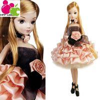 Dolls For Girls Kurhn Toys Princess Brinquedos Meninas Bonecas Children Christmas Gift Kid Hobby Dolls & Accessories 6077