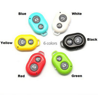 Universal Bluetooth Remote Shutter Camera Control Self-timer Shutter for iPhone 5 5s 5c 6 6s for Samsung Galaxy S5 I9600 Android