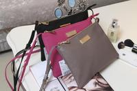 Mango women's handbag mango soft bag small shoulder bag messenger bag day clutch three-color