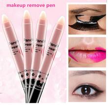 1 pcs Makeup Remover Pen The eyes & lip fixed makeup pen convinient portable makeup remover Deep Clean(China (Mainland))