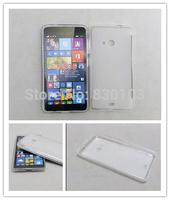 Cheap Price Pudding TPU Case Cover For Nokia Lumia 535 1090 / For Microsoft Lumia 535 Free Ship