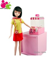 Dolls For Girls Kurhn Dolls Baby Toys Classic Toys For Children DIY Dolls Brinquedos Toys & Hobbies 3044 Pet House