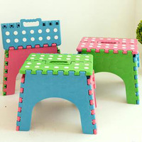 Environmental Protection Folding Stool Children's Stool Fishing Stool Chair Home Convenient Stool Free Shipping YYJ843