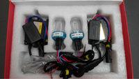 35W H1 Xenon Slim Ballast Hid Kit 6000K