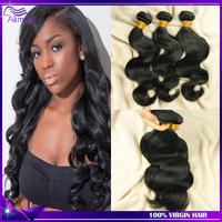 Hot Sale Ali Moda Hair 5A Peruvian Virgin Hair Body Wave 4Pcs Unprocessed Virgin Peruvian Body Wave Cheap Human Hair Extension