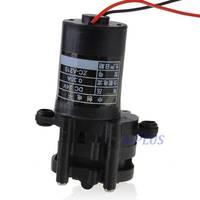 Promotion!!New 6-24V DC Mini Brushless Magnetic Self-priming Hot Water Pump High Temp 100 Degree TK1227