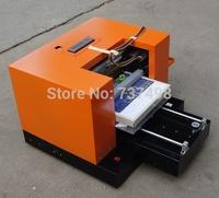 A3 size 8 colors multi-function flatbed digital printer/ T-shirt printer/ Phone case printer