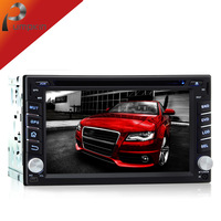 2 Din Android 4.4 Car DVD Player Universal+3G WIFI A9 Audio GPS Navigation+DVD Automotivo PC Head Unit Stereo Steering wheel