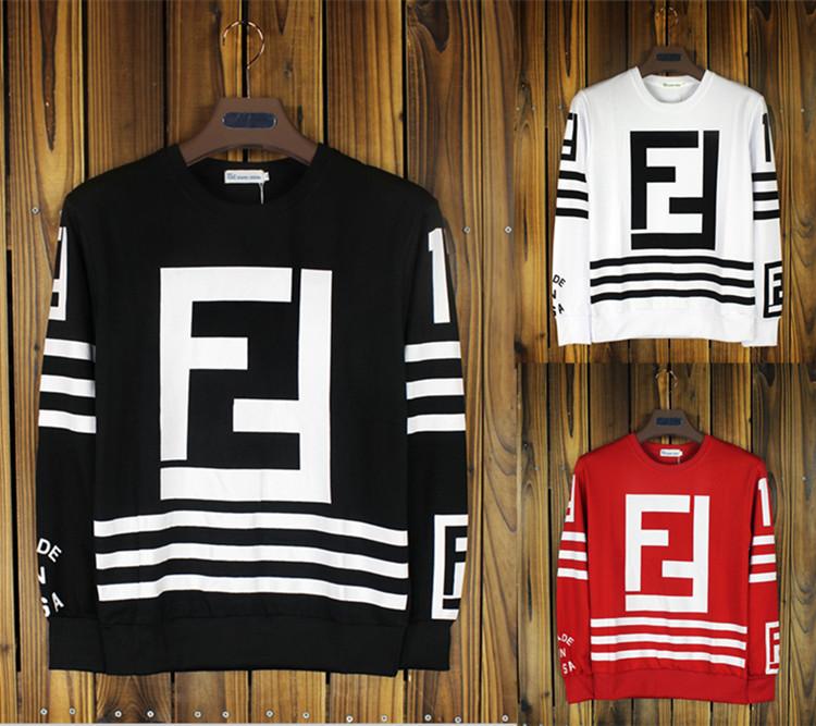 Homme femme fashion men women long sleeve sweatshirt hip hop streetwear urban clothing black men clothing style kanye tyga cool(China (Mainland))