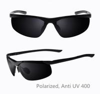 4 Colors  Men's Fashion Anti UV 400 Polarized Cool Shield Sunglasses 2014 Women's Sunglasses 6806