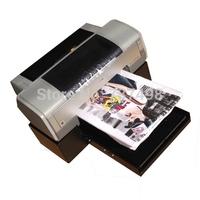 A3 size 6 colors multi-function flatbed digital printer/ T-shirt printer/ DTG printer