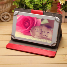 IRULU Tablet 7 inch 1024*600 IPS Quad Core Android 4.4.2 1G/8G Dual Cameras Bluetooth 4.0 Brand Tablet PC w/ Leather New Launch