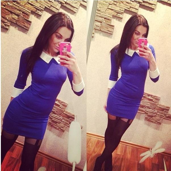 Женское платье Own brand s/xl #JM712 женское платье own brand s xxl dn489