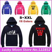 2015 Mens Womens Hoodies Sweatshirts Casual Sport Hoodie Print Warm Pullovers Spring Autumn Winter Clothing for Men