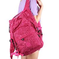 free shipping women's handbag  leopard print bacgstudent school bag nappy bag bags kippling
