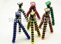 Universal vedio camera tripod Gorillapod Type Flexible Leg Mini camera Tripod Small Climbpod for Digital Camera vedio camera (S)