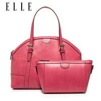 Elle women handbag 2015 cowhide leather handbags women shoulder bag cross-body women messenger bags handbags women famous brands