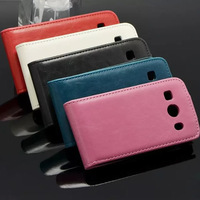 New Arrival Vintage Flip PU Leather Case for Samsung Galaxy Ace Style LTE G357F Phone Bag Free Shipping