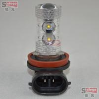 H11 50W Osram High Power LED Headlight LED Fog Light Lamp LED Fog Lights for Car 1800LM H11 50W Osram Chip LED  HeadLight  bulb