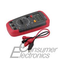 1Pcs UA6013L Auto Range Digital LCD Capacitor Capacitance Test Tester Meter Newest