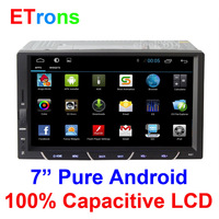 7 INCH Android 4.2 Car DVD player GPS +Glonass Wifi 3G Bluetooth 2 DIN universal X-TRAIL Qashqai x trail juke for nissan TPMS