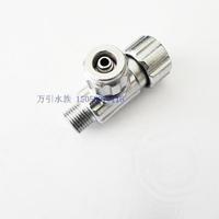 Aquarium Auatic diy co2 metal precision micrometering valve needle valve ada cylinder