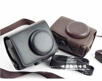LEATHER Camera CASE BAG Cover guard protecor FOR Nikon Coolpix P7000 + Free shipping