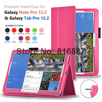 Retail free shipping for samsung galaxy tab pro 12.2 cover for galaxy tab pro 12.2 T900/905 stand case