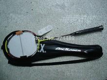 2 pieces ArcSaber Z-Slash New Arrive Nano ARC Z-S Badminton Racket Top Quality Carbon Free shipping ARC ZS model