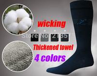 2015 drop shipping Hot sale women Socks Men Winter Men's Socks 100% cotton Socks