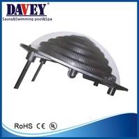 small swimming pool solar water heater