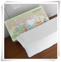 40pcs/lot  thick wash cloth portable outside travel/sports/beach convenient mini face towel