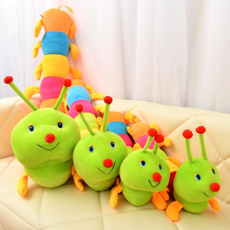Детская плюшевая игрушка OEM Inchworm TOY детская плюшевая игрушка oem angel 003