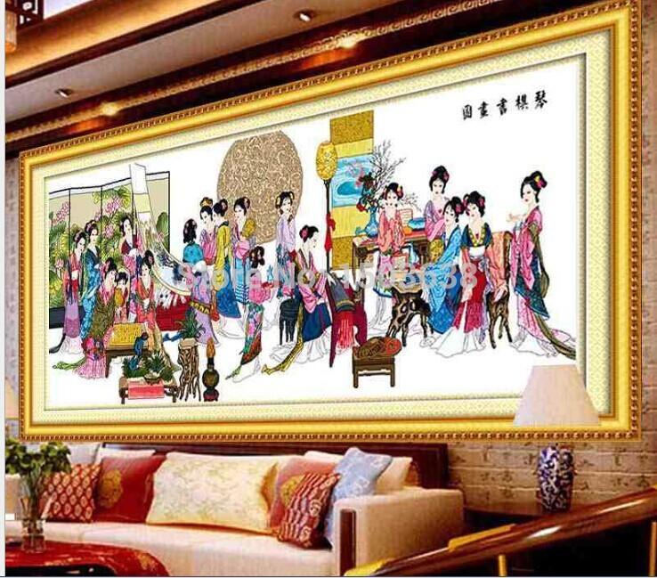 китайский древний схема