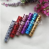 Perfume travel sprayer 8ML Perfume bottle aluminum refillable spray bottles parfume perfume atomizer empty cosmetic containers