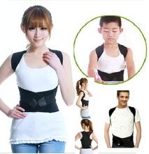 High Quality ( 5 Sizes) Posture Corrector Unisex Adult Child Adjustable Men Women Back Shoulder Supporting Posture Corrector(China (Mainland))