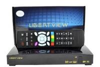 Free shipping 2015 newest DVB-S/S2 Receptores Satelitales Li-V8