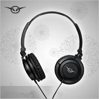 Brand High Quality Headphone Headband Noise Isolating Studio Headphones Earphones Headsets For Computer Game Black White