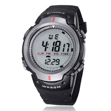 Men Sport relojes relogio watches LED Electronic Digital watch 50M Waterproof Outdoor relogio watches relojes relogio