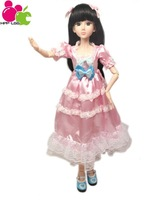 1/3 BJD Dolls Classic Girls Toys Fashion Style Brand Original Kids Hobby DIY SD Dolls For Girls Boys Hudie Meng 6014