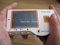 Upgrade Portable handheld Heart Ecg Monitor Software Electrocardiogram Electro electrocardioscanner CE approve