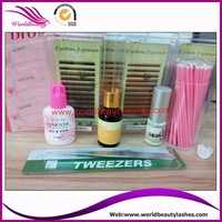 wholesale eyebrow extension kits and all tools