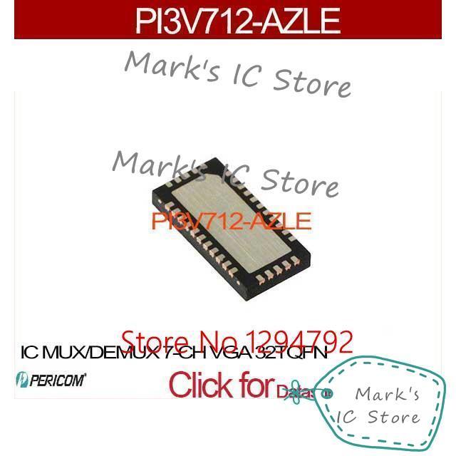 модулей 7-CH VGA 32TQFN