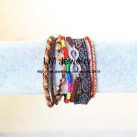 snap jewelry one direction pulseiras femininas loom bands crossfit kors wristband bracelet for women statement bracelet LM-SC965