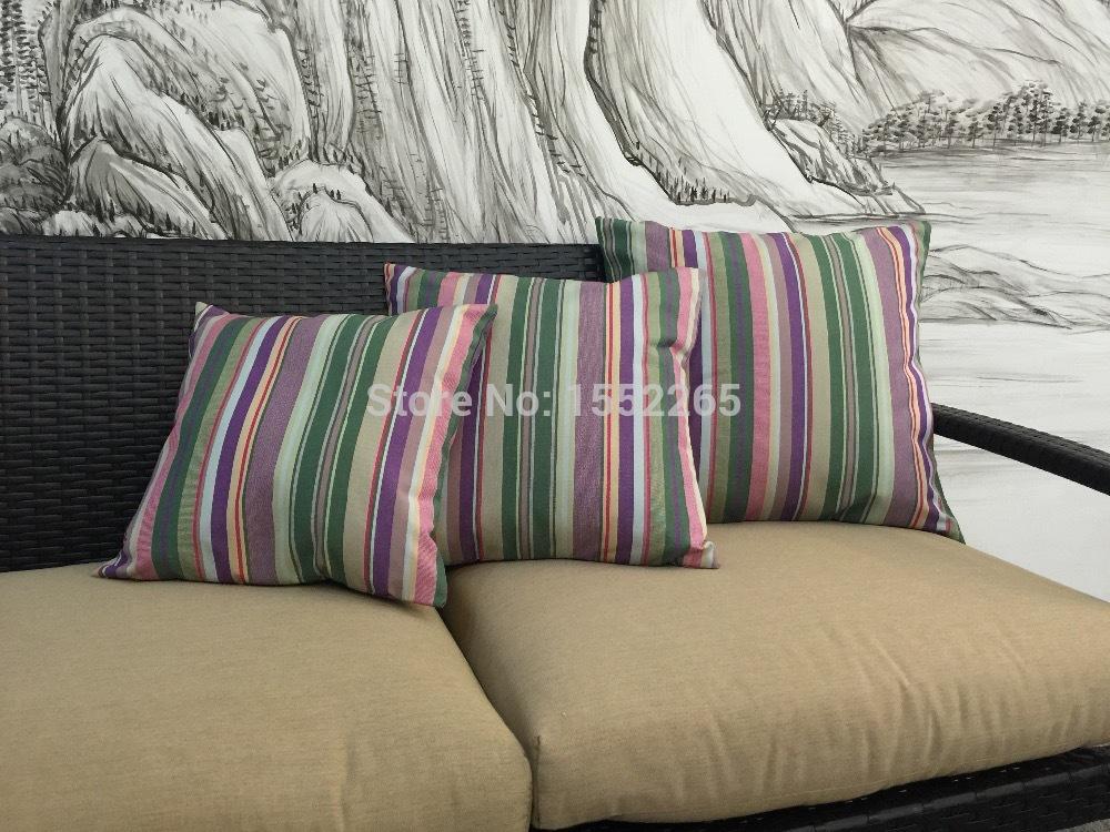 """2014 nuovo stile rivestimenti esterni 45cmx45cm(18""""Il x18"""") cassa del cuscino sedia pad auto tiro cuscino idrorepellente"""