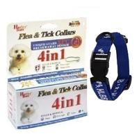 100PCS/LOT Harley Baby Nylon Eliminating Flea & Tick Pet Dog Collars Healthy Dog Cat Collars for Dogs