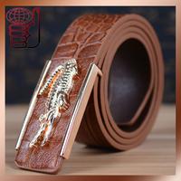 Factory Supply New Arrival High Quality PU Leather Men Belts Fashion Designe Women Low Price Brand Belts Waist Alloy Buckle Belt