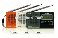 Professional TECSUN PL-118 FM Radio Stereo.DSP.ETM Mini Poket Radio Receiver PL118 for Gift Idea Casual Listeners