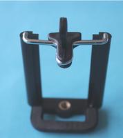 HOT Sale 500pcs universal rotating mobile phone clip mount holder for self-timer monopod & MINI tripod