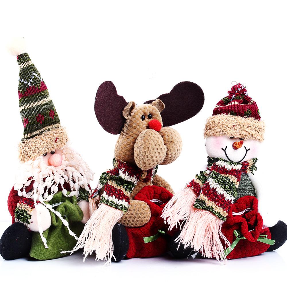 Рождественские украшения Jiangke 1